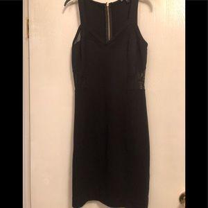 Super cute black dress by Express